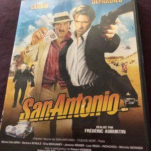 DVD San Antonio