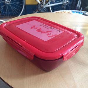 Boite lunch / tupperware