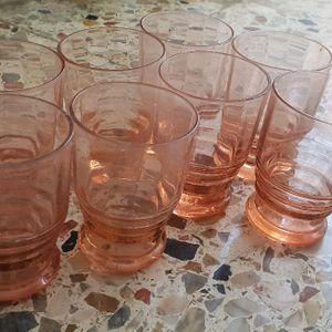 Lot de petit verres