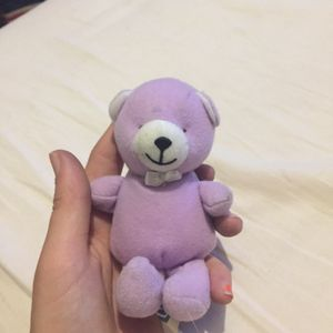 Petit doudou violet