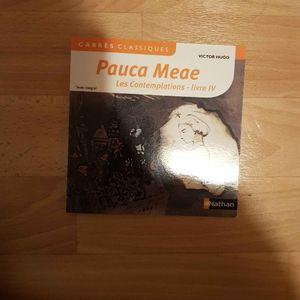 Pauca Meae - Victor Hugo