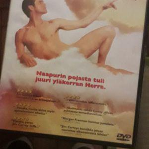 Bruce tout puissant en anglais dvd