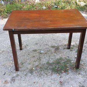 TABLE DE CUISSINE