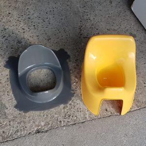 Pot + réducteur de toilette bébé