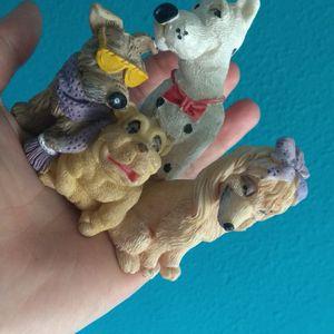 Figurine chiens