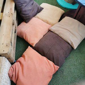 Coussins canapé et extérieur