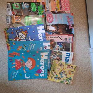 Magazines et Livres