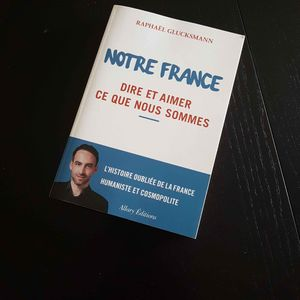 Livre Notre France