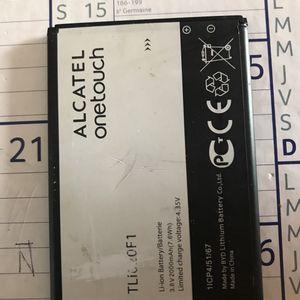 batterie alcatel onetouch