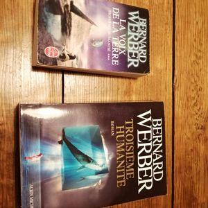 Livres de Bernard Werber