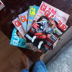 Magazines glamours