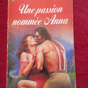 Livre : Une passion nommée Anna