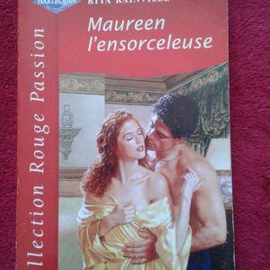 Livre : Maureen l'ensorceleuse