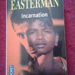 Livre Thriller : incarnation