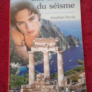 Livre : Les amants du séisme