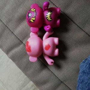 Monskey figurines monstres