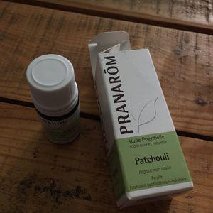 Huile essentielle Patchouli