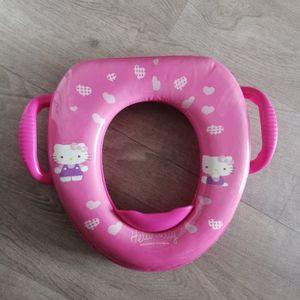 Réducteur toilettes