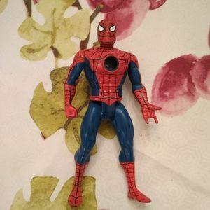Spider-man figurine