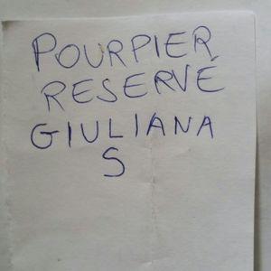 REDERVE GIULIANA