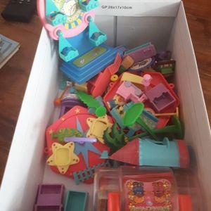 Petits jouets de construction