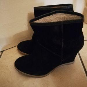 Chaussure noir hiver pointure 40