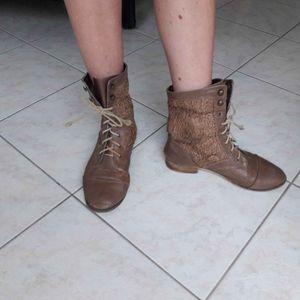 Dons chaussures 38 usées