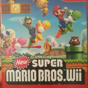 Jeu wii super Mario bros
