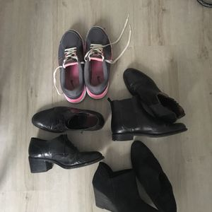 Lot chaussures 36/37