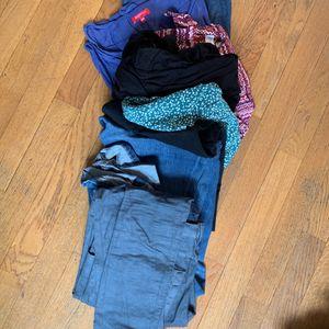 Lot vêtements HIVER FEMME ENCEINTE taille 36