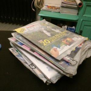 Lot de Magazines «Science et vie Junior»