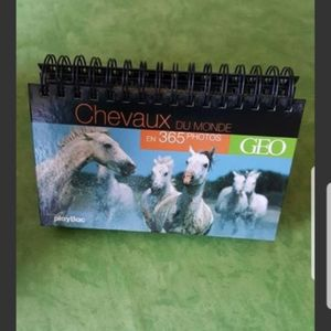 Calendrier chevaux