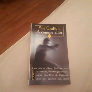 Livre A comme alibi