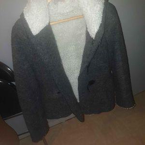 veste style polaire