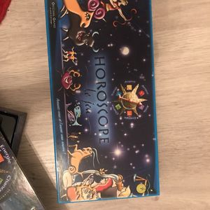 Jeux horoscope