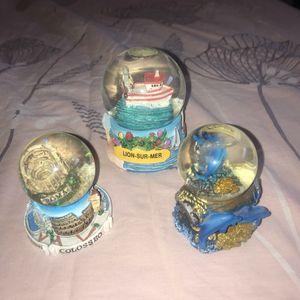 Boules souvenirs