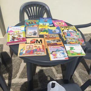 Lot de Livres enfants