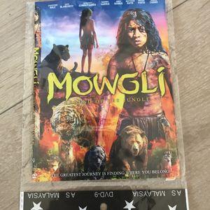 DVD Mowgli en anglais