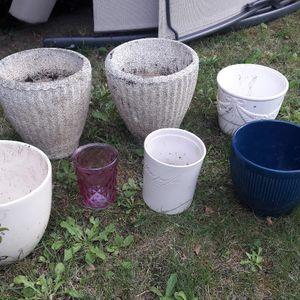 Lot de cache pot