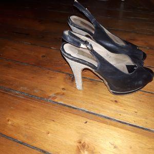 Sandales à talon taille 35 idéales pour soirée