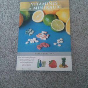 Guide du bien-être: vitamines et minéraux