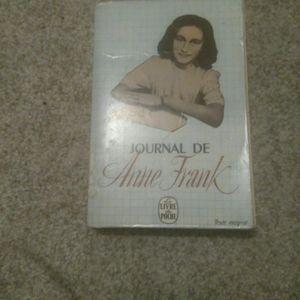 Journal d'Anne Franck