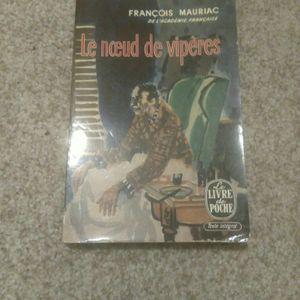 Le noeud de vipère de François Mauriac
