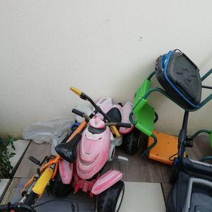 Quad a pedal