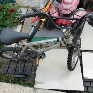 Vélo enfant 16 pousse