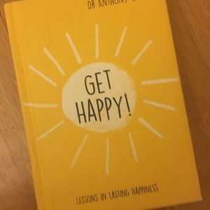 Livre sur le bonheur (anglais)