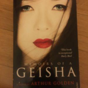Geisha livre anglais
