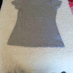 Haut gris de kiabi taille M
