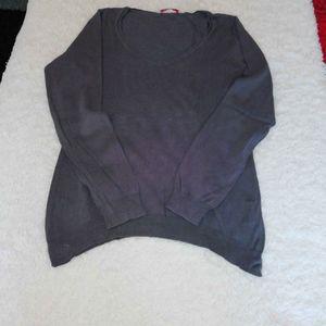 Pull gris de camaieu taille 2