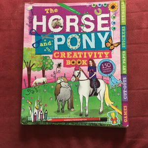 Once up on a Horse & Pony Time book